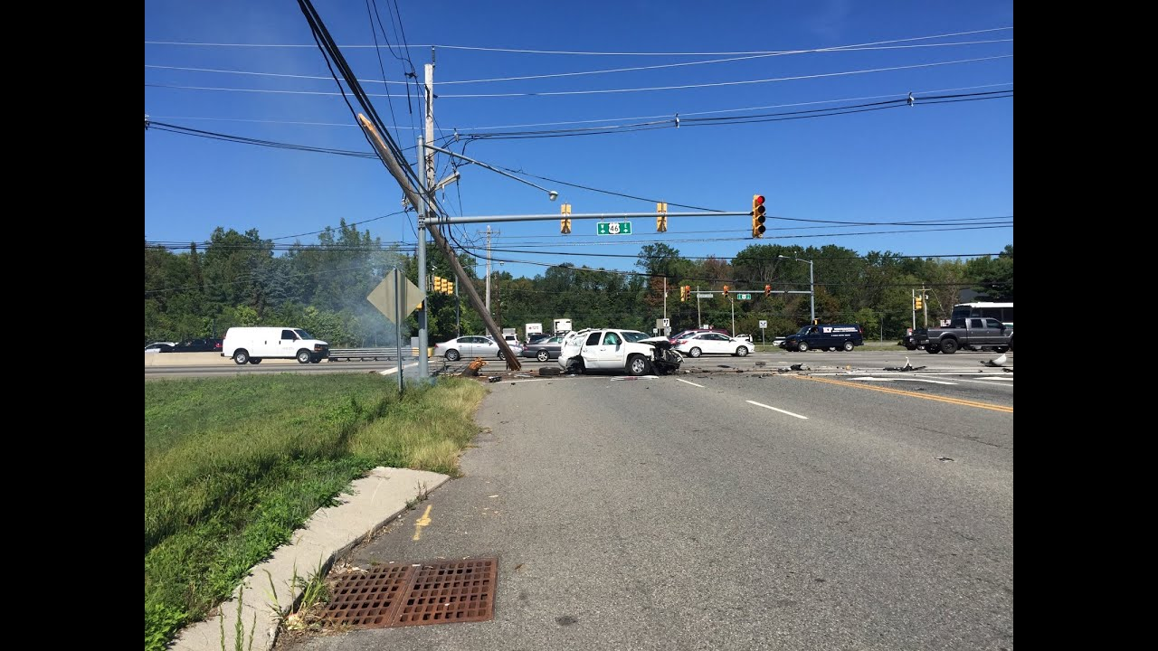 Easton Ave Car Accident