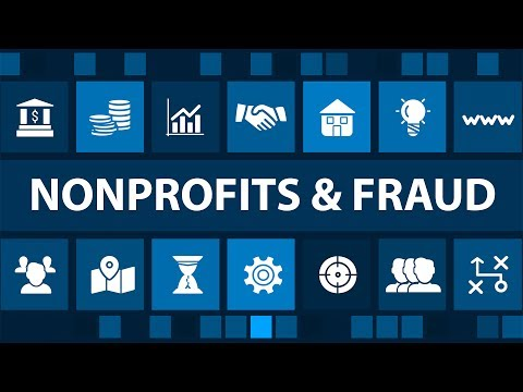 Nonprofits & Fraud: Protecting the People You Serve