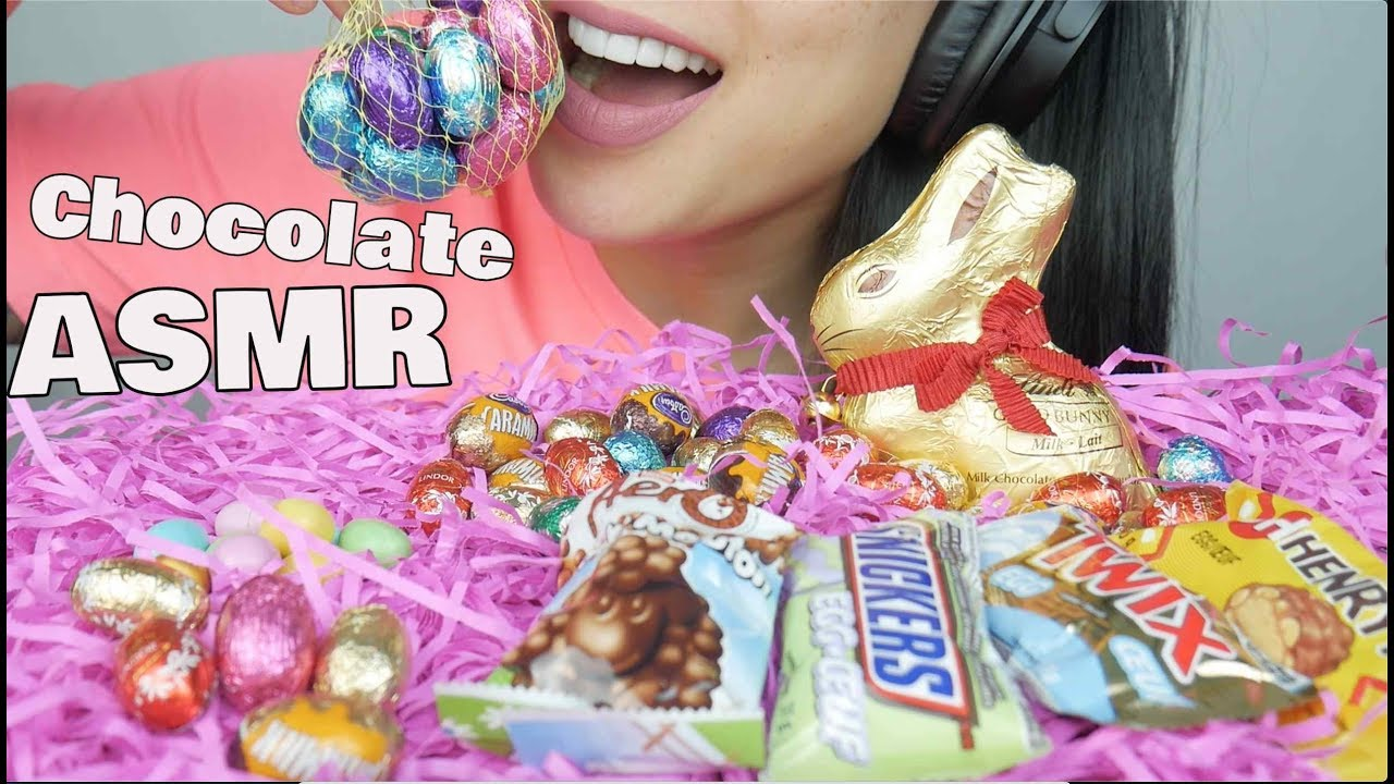 Asmr Easter Chocolate Eating Sounds Sas Asmr Youtube Edible glasses asmr sugar glass asmr candy asmr edible prank asmr. asmr easter chocolate eating sounds sas asmr