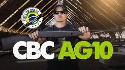 LANÇAMENTO CBC: REVIEW CARABINA AG10 NACIONAL 5.5mm!