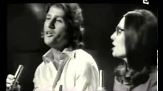 Erev shel shoshanim  Mike Brant & Nana Mouskouri
