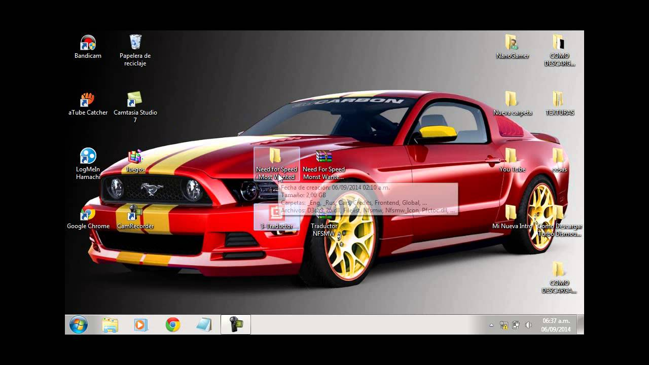 descargar need for speed most wanted para pc portable