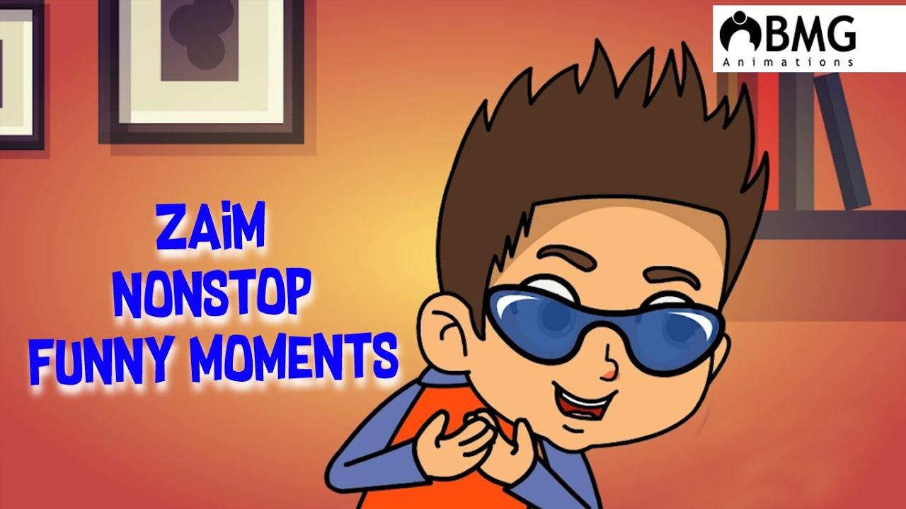 Zaim Non Stop Funny Moments | Happy Kid | Sooper Zaim