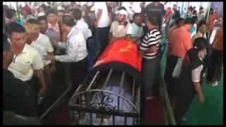dvb thousands mourn myanmar nld lawyer u ko ni funeral