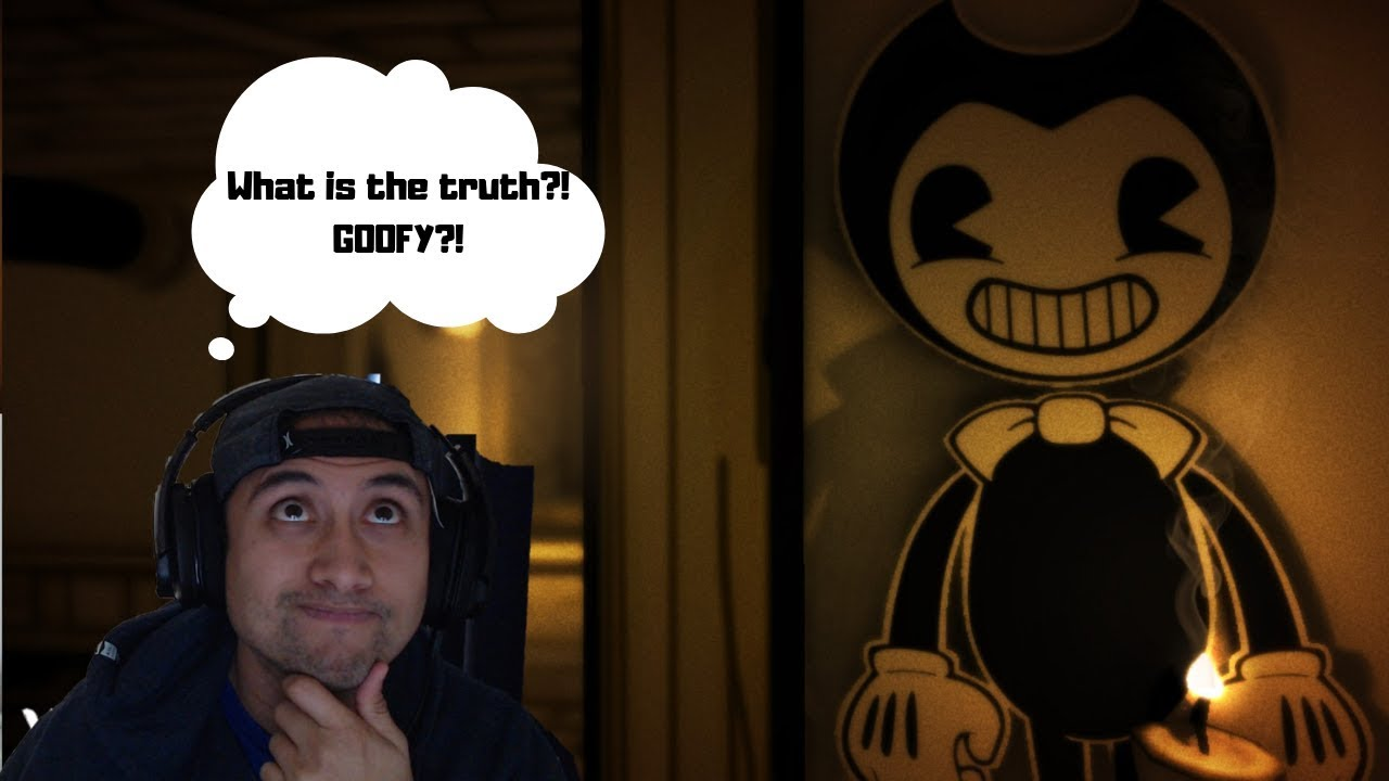 Bendy and the ink machine  chapter 2 The truth will be revealed!