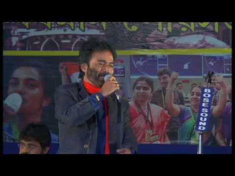 """""""Nachiketa Chakraborty"""" Performance In Bardhaman Poura Utsav 2016 Part 1"""
