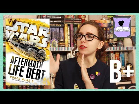 Star Wars Life Debt – Spoiler Free Book Review