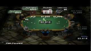 World Series of Poker PSP   Gameplay