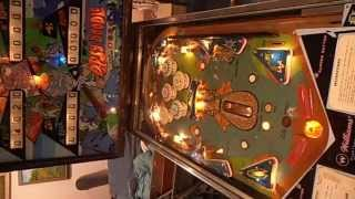 1970 Williams Dipsy Doodle Pinball Machine