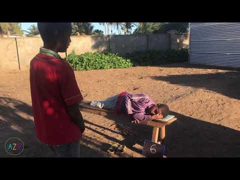Spectacle : Le Nuage  | Association Azé, Tuléar, Madagascar