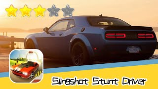 Slingshot Stunt Driver Walkthrough Drive Fast, Fly Far! Recommend index three stars