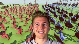 Totally Accurate Battle Simulator Play