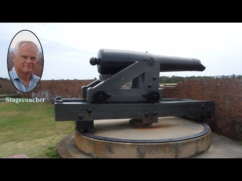 Fort Pulaski and its capture in the Civil War
