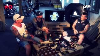 Drive #11.2 Výrobci tatovácích strojků v čechách - Pirat Tatttoo Machines