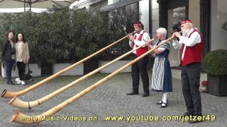 Video Swiss man playing alpenhorn download MP3, 3GP, MP4, WEBM, AVI, FLV Februari 2018