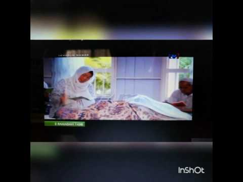 Doa sedih drama Seharum Mawar TV1