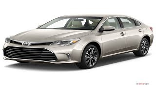 2018 Toyota Avalon car interior and exterior protection  Specifications and Price future Review 2020