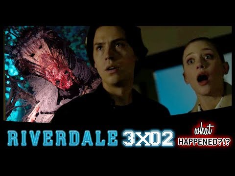 RIVERDALE 3x02 Recap: 'Bughead' Encounter Gargoyle King & Parents' Secret - 3x03 Promo