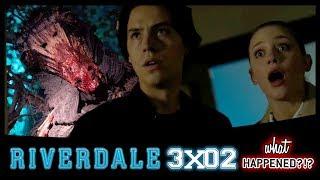 RIVERDALE 3x02 Recap: 'Bughead' Encounter Gargoyle King & Parents' Secret - 3x03 Promo