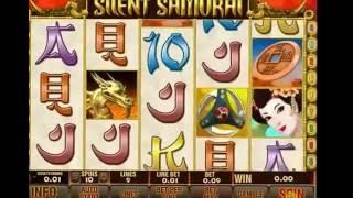 Игровой автомат Silent Samurai от Playtech