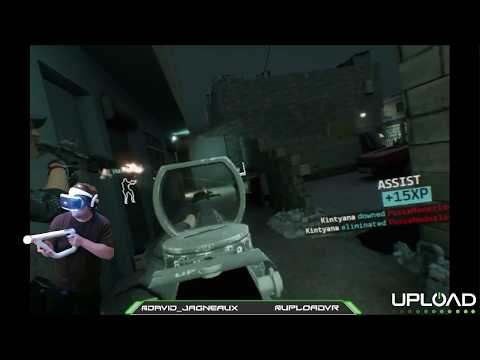 FIREWALL ZERO HOUR - PSVR Shooter Like Rainbow Six Siege VR