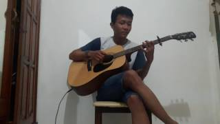 My heart will go on fingerstyle guitar