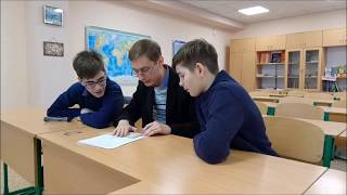 Відеорезюме учителя географії Очеретинського НВК Горбунова Михайла Миколайовича