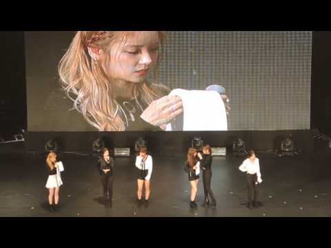 "161118 Apink - Crying+The Wave(네가 손짓해주면)+End @ Apink ""PINK AURORA"" ASIA TOUR In Taipei"