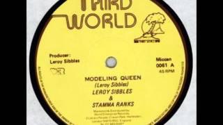 Leroy Sibbles & Stamma Ranks - Modeling Queen