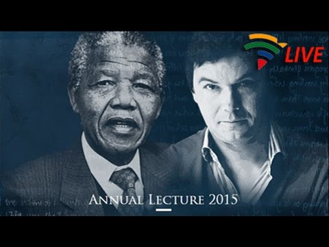 13th Nelson Mandela Lecture by Prof Thomas Piketty 03 Oct '15