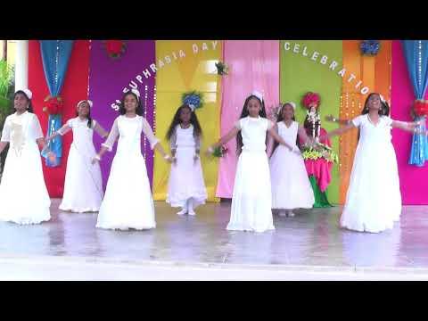 Mount carmel high school jagtial action song (dance) 2017