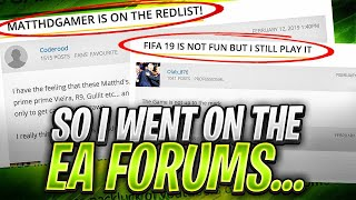 SO I WENT ON THE EA FORUMS.. thumbnail
