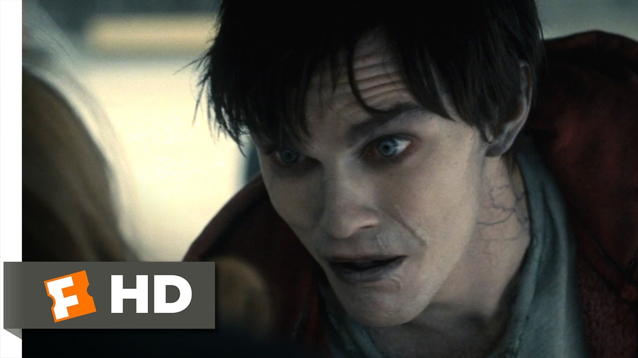 Warm Bodies (2/9) Movie CLIP - Play Dead (2013) HD