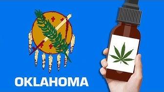 Where To Buy CBD In Oklahoma - Is CBD Oil Legal In OK?