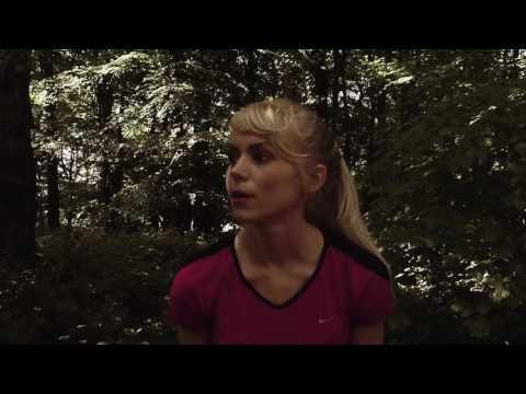 Source Model Chloe Runner Video