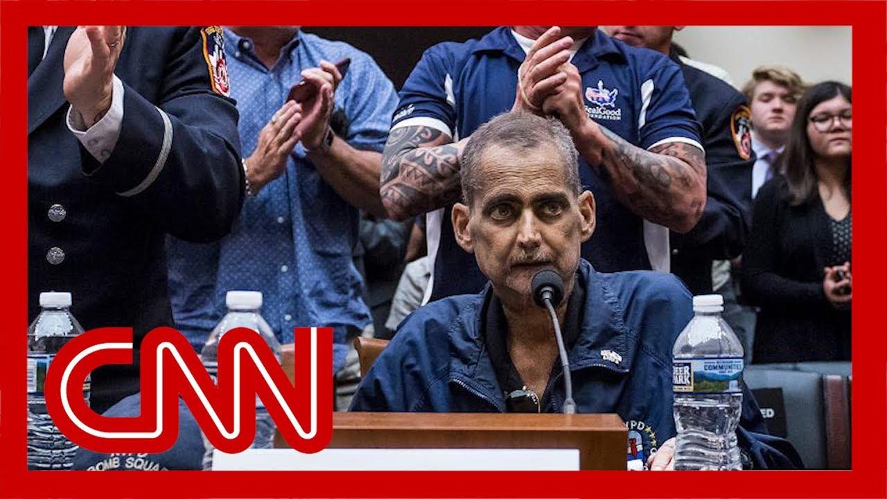 9/11 responders react to Luis Alvarez's death