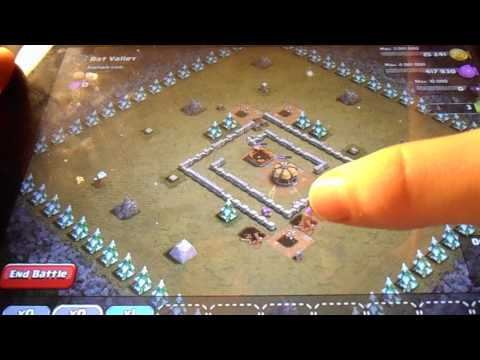How To Beat Rat Valley Clash Of Clans Level 10