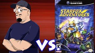 Johnny vs. Star Fox Adventures