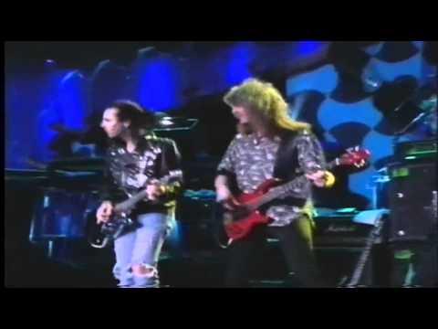Tie Your Mother Down - Brian May, Joe Satriani, Steve Vai (Leyendas de la Guitarra Sevilla '92).mp4