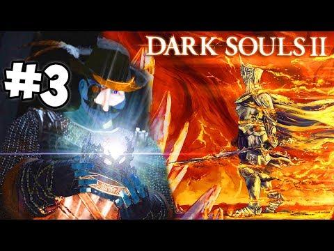Dark Souls 2: Ivory King DLC - Burnt Ivory King + NOW I AM KING (#3)