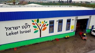 Part 1: Israel's Largest Food Bank Sets Biblical Example, Blesses the Poor