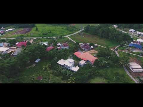 Aerial Footage of Kampung Mundai [Phantom 3 Pro]