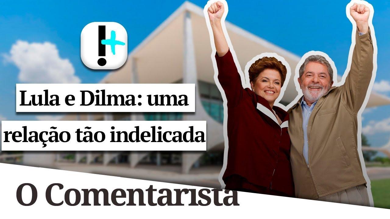 Dilma e Lula, uma relação tão indelicada