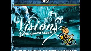 Various Artists - Visions One Riddim Album (Special Delivery Music) [Full Album]