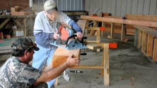 Hurricane House Timber Framing 1