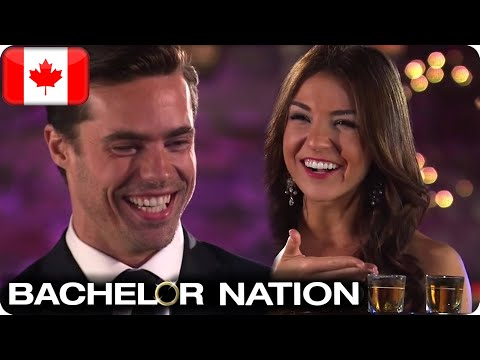 The Girls Take Shots At Impressing Tim | The Bachelor CA