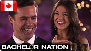 The Girls Take Shots At Impressing Tim   The Bachelor CA