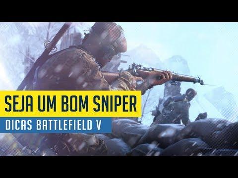 Dicas para a classe Sniper no Battlefield V thumbnail