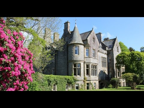 £2.5m Orchardton Castle For Sale in Scotland. 25,000 sq ft. Baronial Style Mansion. Coastal Location