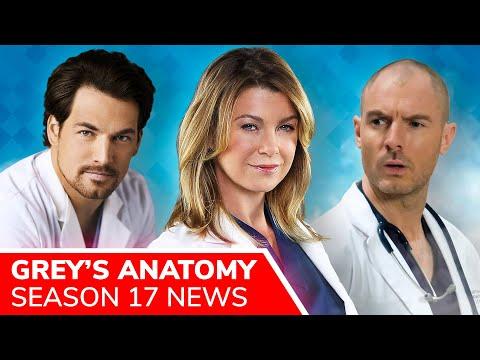 GREY'S ANATOMY Season 17 renewal + Netflix release confirmed   Will Meredith pick DeLuca or Cormac?